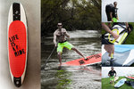 Sensosports inflatable SUP Board